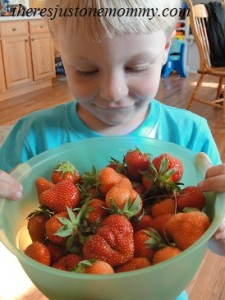 Strawberries and More — Thankful Thursday