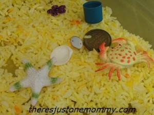 preschooler sensory play