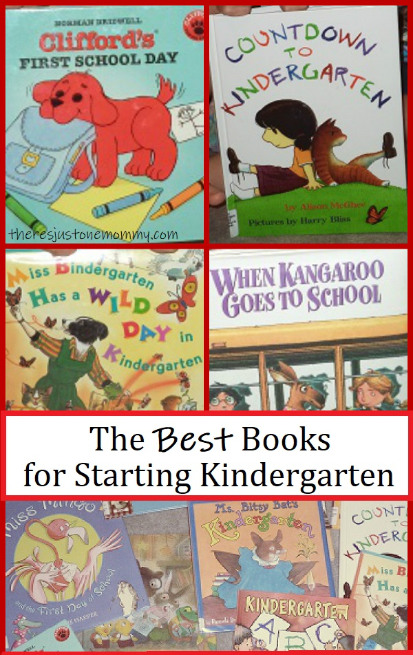 books for the first day of school