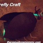 camp craft: firefly bottle craft