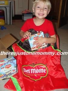 Del Monte giveaway