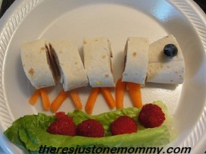 fun kid lunch ideas