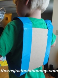 how to make a plastic bottle jet pack