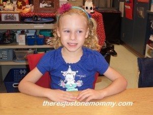 Letter to My Daughter as She Starts School