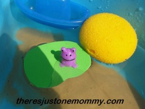 pond small world play