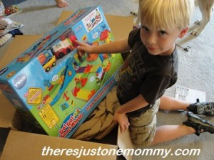 VTech train set review