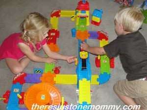 VTech train review