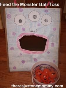 kids' halloween party games