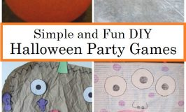 4 Simple and Fun DIY Kids' Halloween Party Games