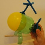 plastic bottle helicopter