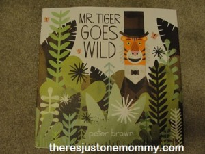 Mr. Tiger Goes Wild review