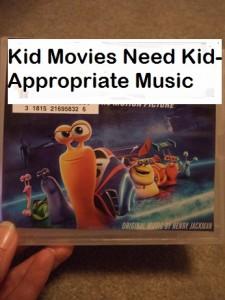 music on Turbo soundtrack