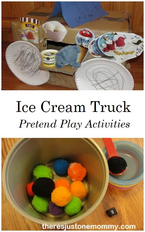 fun ice cream pretend play activities for preschoolers