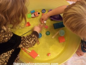 preschool activities for letter K with vehicles