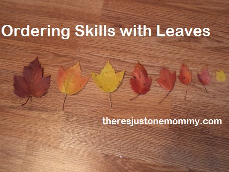 leaf activity for preschoolers