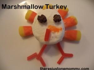 Candy Corn Turkey