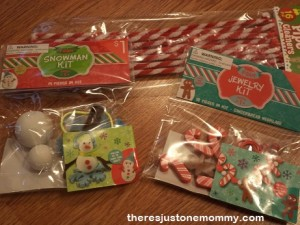 Peppermint-Scented Christmas Sensory Bin