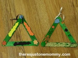 craft stick ornament