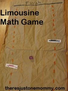 vehicle math game