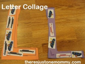 vehicle activities for letter L