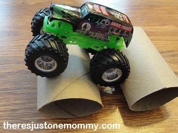 monster truck craft