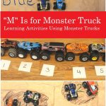 """M"" Is for Monster Truck"