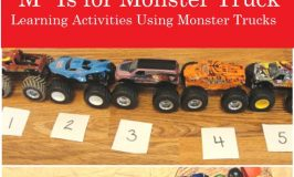 """""""M"""" Is for Monster Truck"""