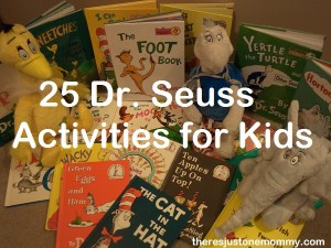 25 Dr. Seuss Activities for Kids