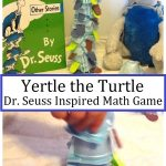 Dr. Seuss Yertle the Turtle activity