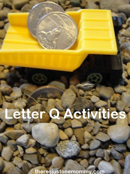 vehicle activities for letter Q