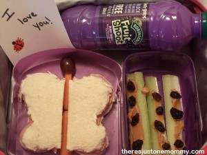 fun packed lunch for kids