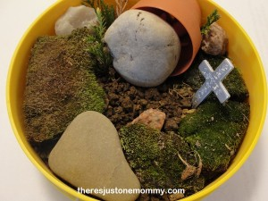 creating a resurrection garden