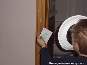 preschool letter S activity