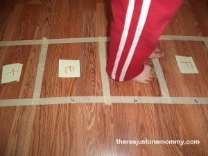 preschooler letter T activities
