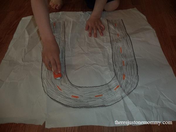 Letter U activity for preschool