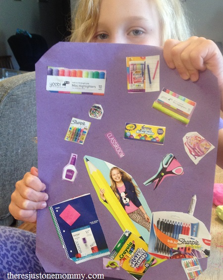 Simple Back to School craft