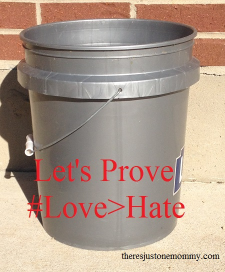 GiveForward campaign Love>Hate