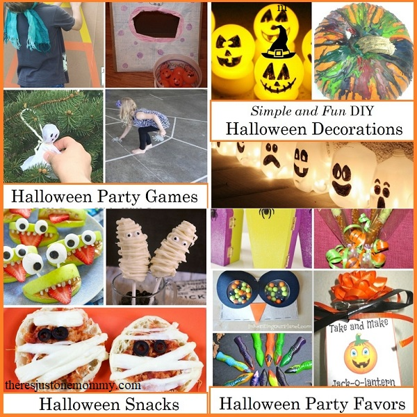 The BEST kids Halloween party ideas