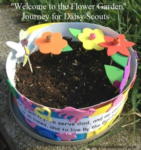 activity for Welcome to the Flower Garden journey