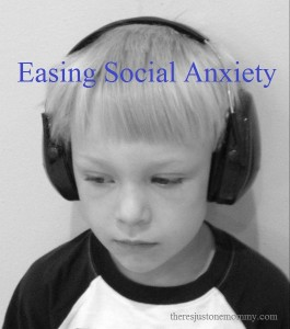 Easing Social Anxiety in Kids due to Sensory-Related issues