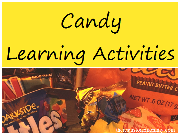 Learning activities with candy