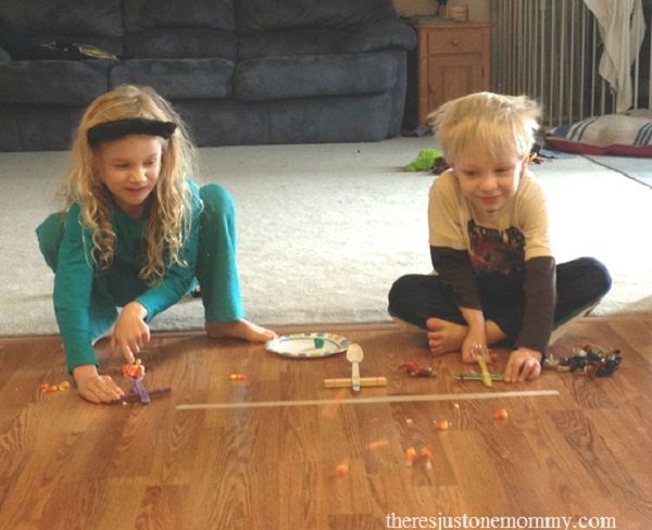 kids craft stick catapult craft