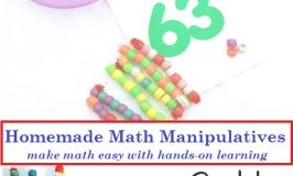 Make Learning Easier with DIY Math Manipulatives