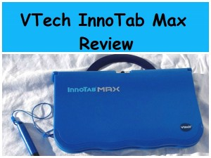 VTech InnoTab Max review