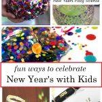 fun ways to celebrate New Year's with kids
