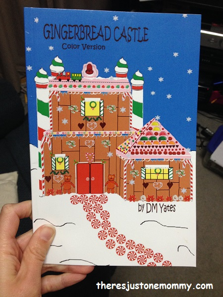 Kids book:  Gingerbread Castle