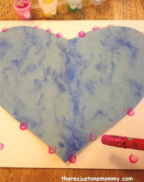 eraser-stamping craft