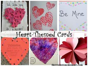 over 15 heart-themed card ideas