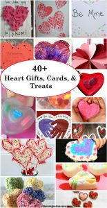 Heart Gifts, Cards, and Treats