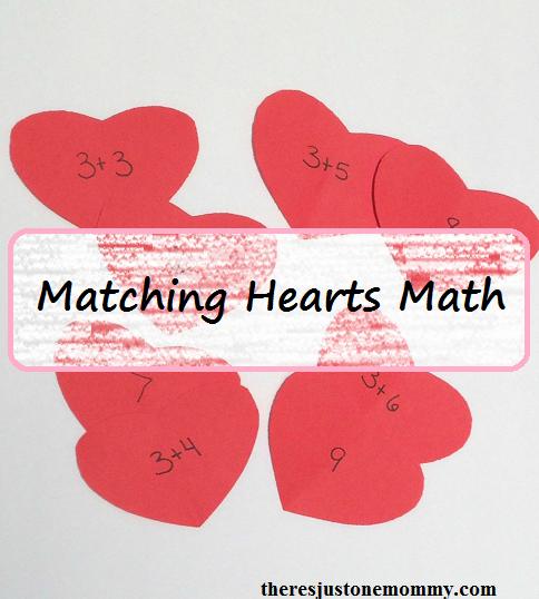 math helps - matching heart math